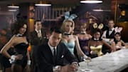 As was widely expected, NBC's new drama, 'The Playboy Club,' has gained the dubious distinction of being the first cancellation of the new fall season.    It will reporte...