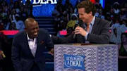 Wayne Brady had a good laugh at his own expense Tuesday on 'Let's Make a Deal' (weekdays, syndicated on CBS). It all started when announcer Jonathan Mangum read an absur...