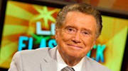  Regis Philbin has been gone from 'Live!' for less than a month and he's already plotting his return to TV. 