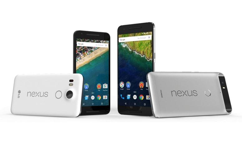 Valentine's Day sale drops prices on Nexus 6P, 5X