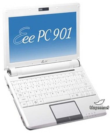 WiMax Eee PC 901 specs, older Eee PC price cuts