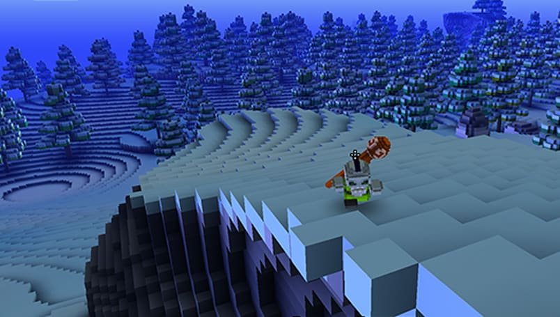 Block by block: Hands-on with the Cube World alpha