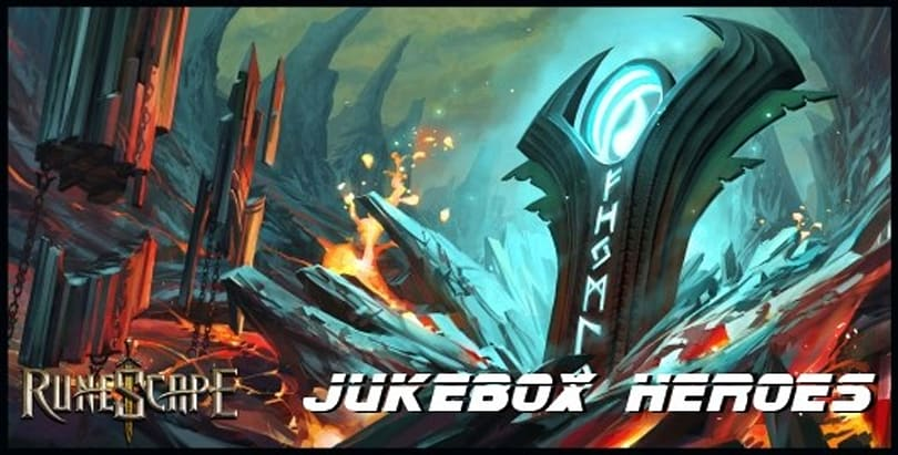 Jukebox Heroes: RuneScape 3's new sound