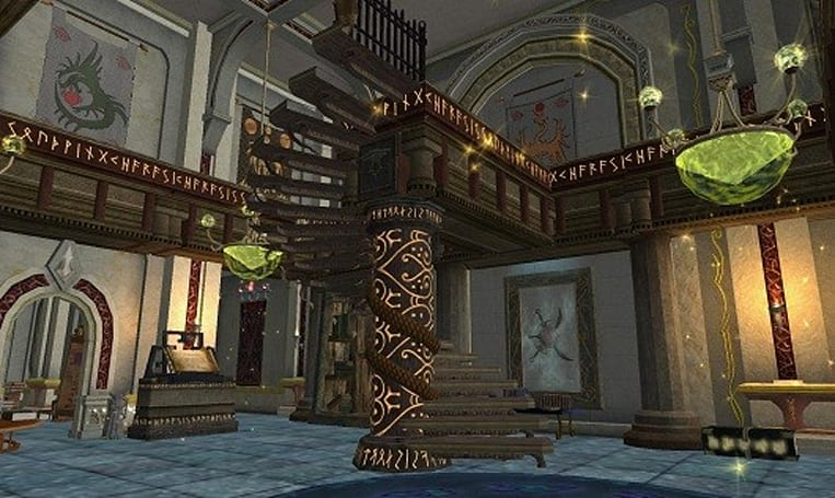 EverQuest II tests the sale of player-created houses