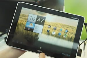 Acer Iconia A210 Hands-on