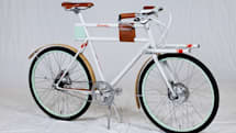 The Faraday electric bike shows us all how retro the future will be