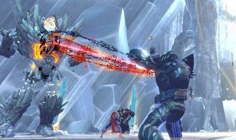 DC Universe Online Facebook page teases fifth update 'soon' [update: how about now?]