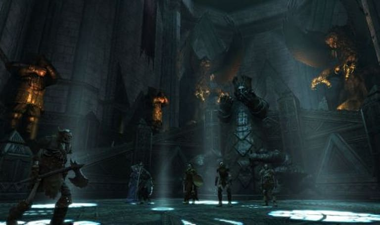 Trion Worlds takes players on a tour of RIFT's upcoming Hammerknell raid