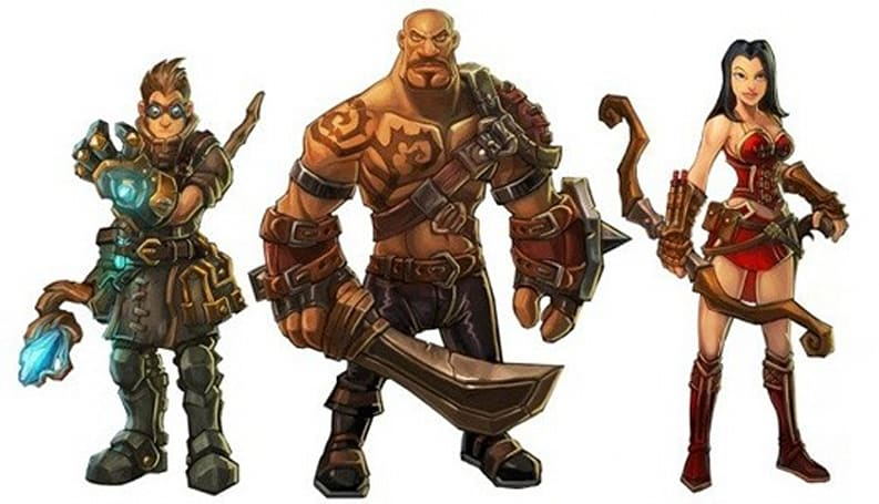 Torchlight assets allegedly stolen by Chinese MMO [Updated]