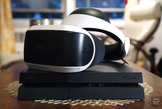 PlayStation VR 48 小時體驗:大型電玩的震撼在你客廳實現