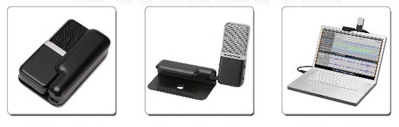 Samson introduces highly portable $49 USB Go Mic