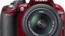 Red Nikon D3100 now available exclusively at Best Buy