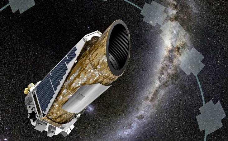 NASA's Kepler spacecraft is in 'emergency mode'