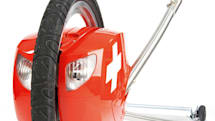 The Easy-Glider is your personal one-wheeled electric chariot