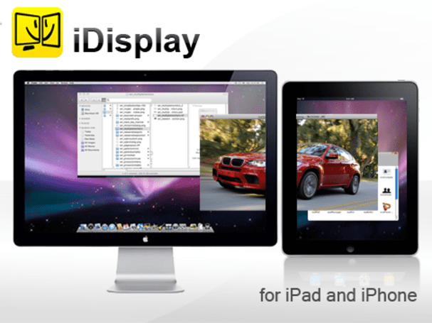 First Look: iDisplay