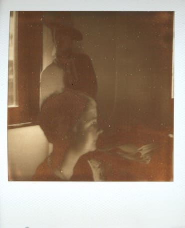 Impossible Project's Polaroid film gets tested, looking pretty old-timey