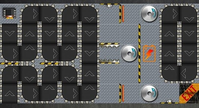App Review: Parcours.robo is like RoboRally... if you don't like RoboRally