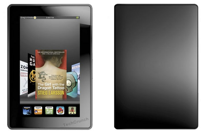 Kindle Fire tablet purportedly on tap for Wednesday, set to ship in November