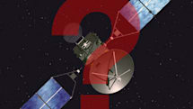 South Korea's first satellite: lost in space