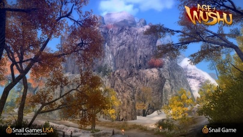 Age of Wushu delays launch to 'spring 2013'
