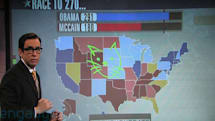 SNL does multitouch comedy to perfection with CNN's 'Magic Map'