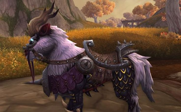 The Daily Grind: Should mounts do something other than transport?