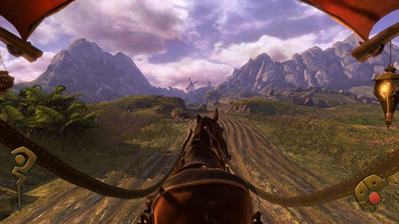 Fable: The Journey dares us to steer a relationship in the right direction