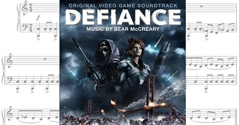 Jukebox Heroes: Defiance's soundtrack