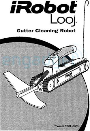 iRobot's Looj wants to clean yer damn gutters