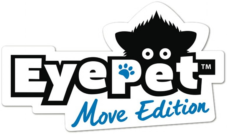 EyePet Move Edition ... now in 3D!