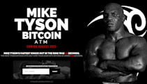 Mike Tyson's Bitcoin ATM is now a thing