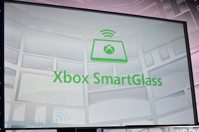 Xbox SmartGlass: did Microsoft just render the Wii U controller obsolete?