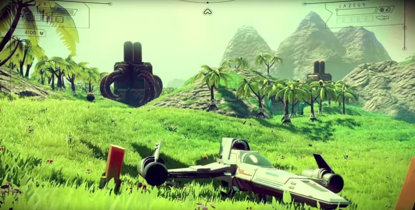 'No Man's Sky' launches in June