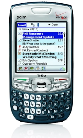 Palm Treo 755p goes live (at last) on Verizon, costs more