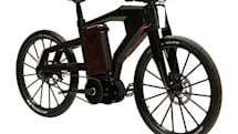 BlackTrail BT-01 is the $80,000 electric bicycle of your dreams (video)