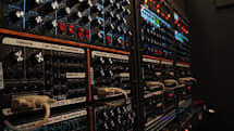 Visualized: Inside Moog's Sound Lab