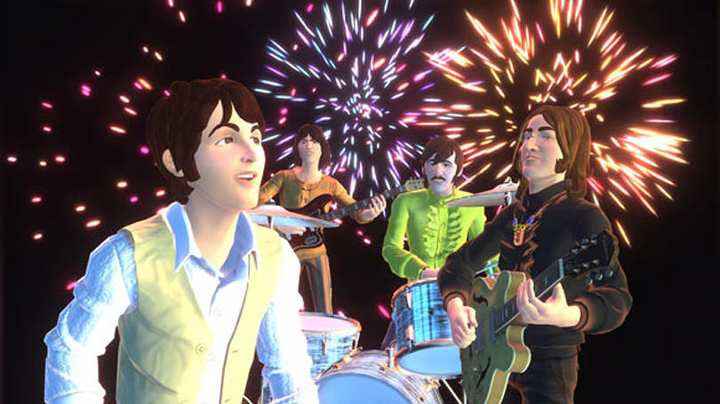 The Beatles: Rock Band does 1.7M as music games continue slide