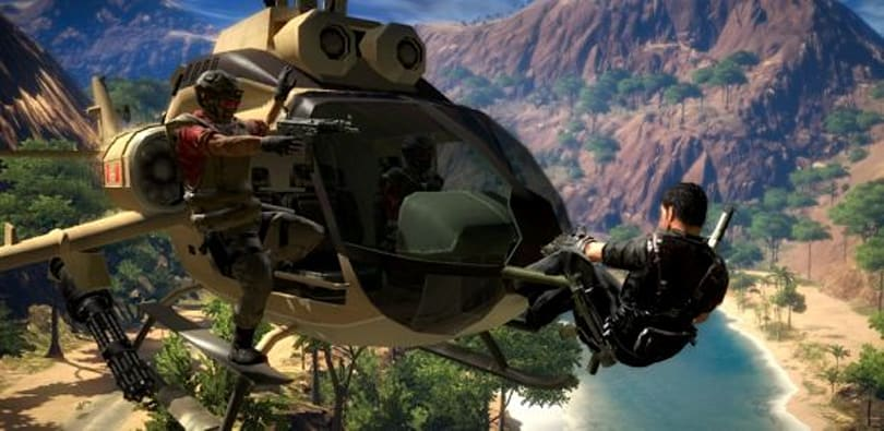 Second Just Cause 2 DLC pack coming May 25 [update]