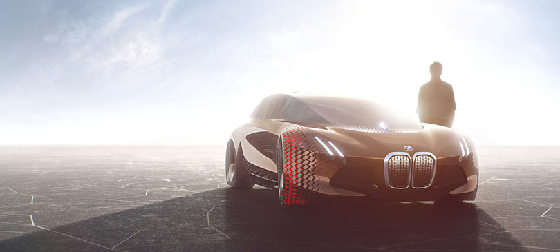 BMW's autonomous luxury car will launch in 2021