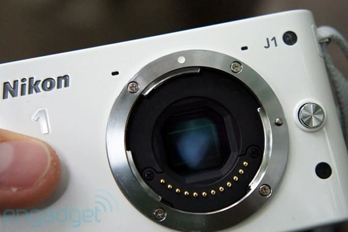 Nikon 1 future plans revealed: 4K video, brighter lenses, picture effects