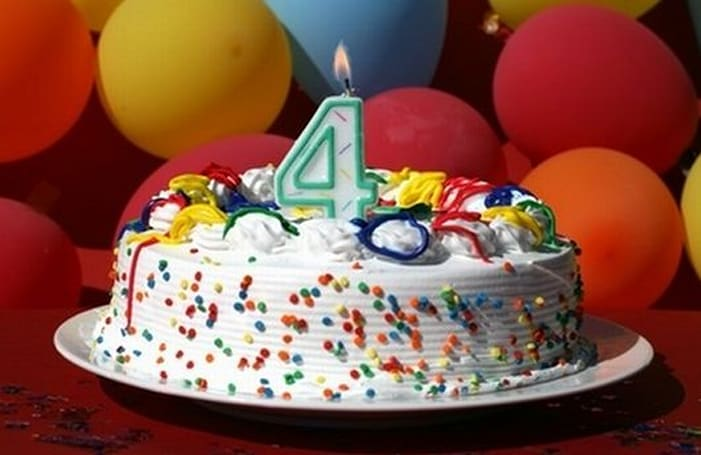 The Daily Grind: It's our 4th birthday and our wish is to hear your stories!