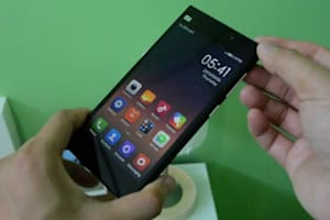 Xiaomi Phone 3 (MI3) With Tegra 4 Hands-on