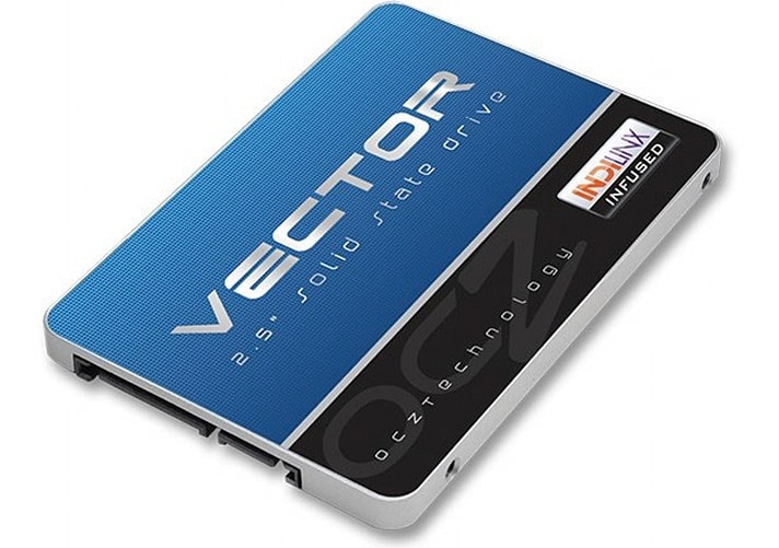 OCZ Vector SSD review ...