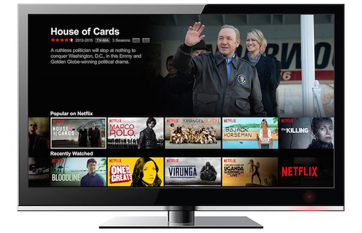 Dish makes it easy to watch Netflix in every room