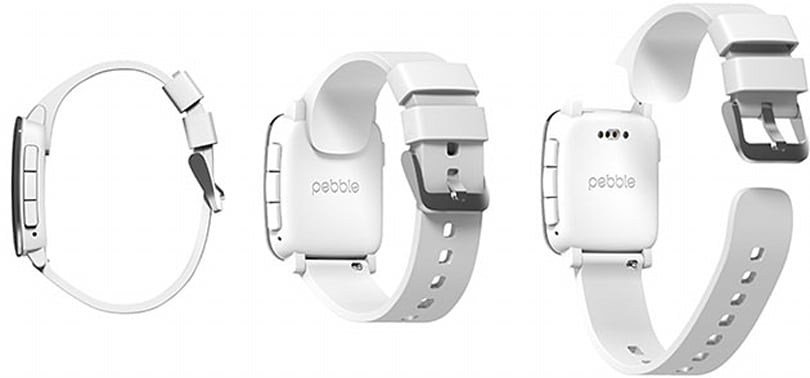 Pebble will pay you to design 'smart straps' for its new watch