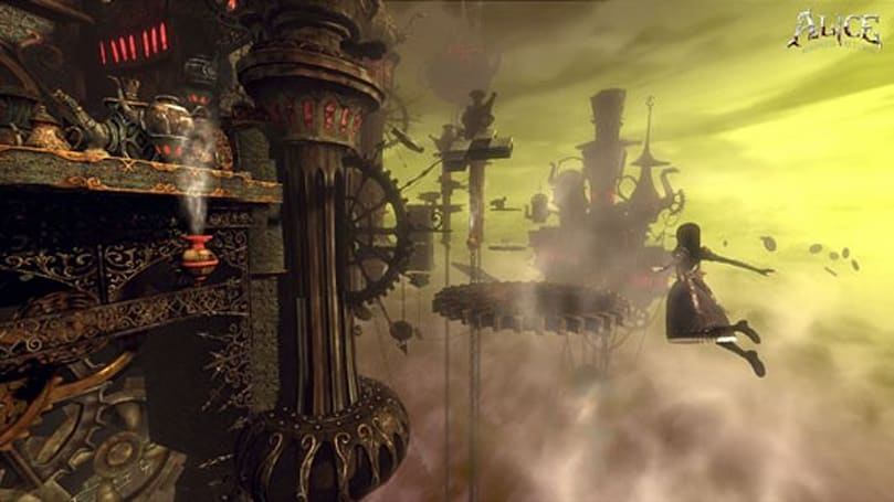 Alice: Madness Returns Review: Madness over method