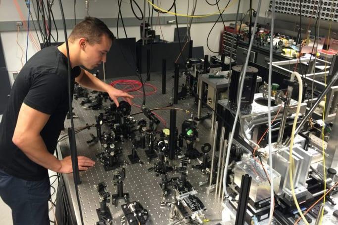 Scientists create quantum entanglement at room temperature
