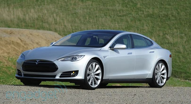 Tesla Model S now has $6,500 Performance Plus option for more range, better handling