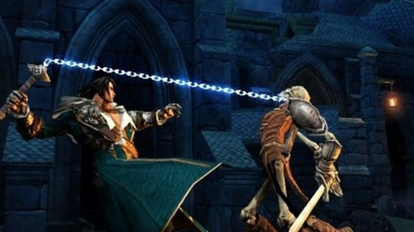 Castlevania: Lords of Shadow - Mirror of Fate trailer is extreme, intense, etc.