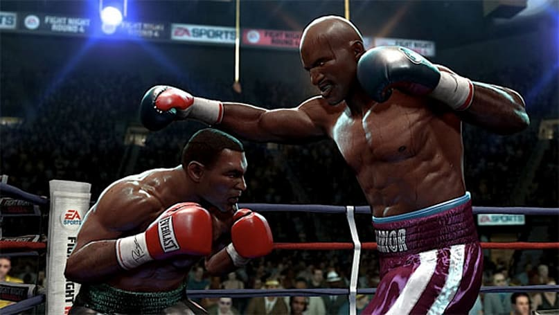 Fight Night Round 4 DLC pulled due to freezing issues